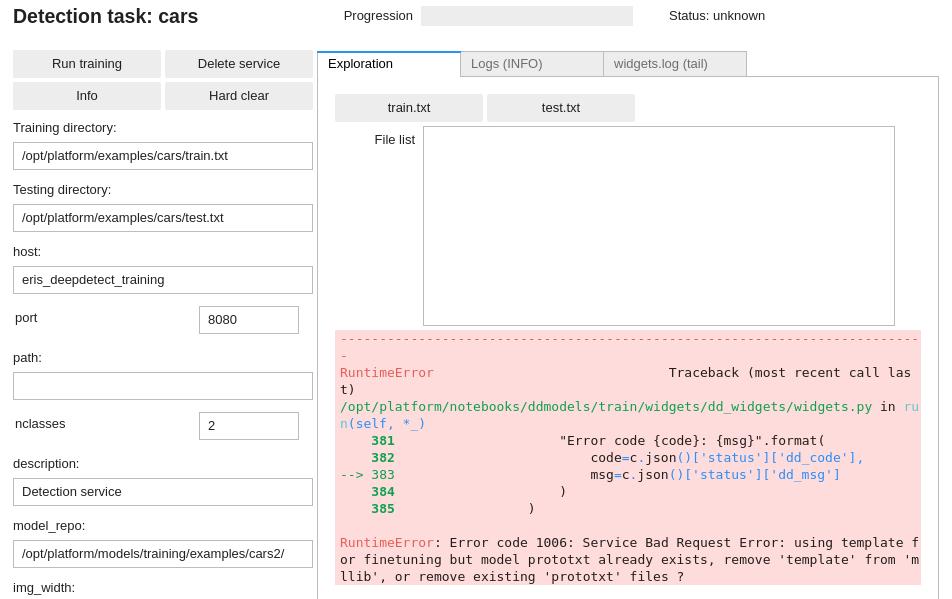 Platform documentation